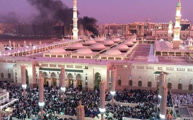 The Medina Bombing – #AskYounusAlGohar