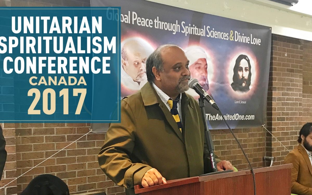 Unitarian Spiritualism Conference in Toronto, Canada 2017