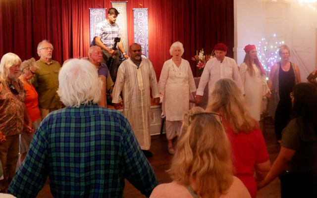 Celestial Spirituality – Ojai Spiritual Heart Activation Ceremony, California