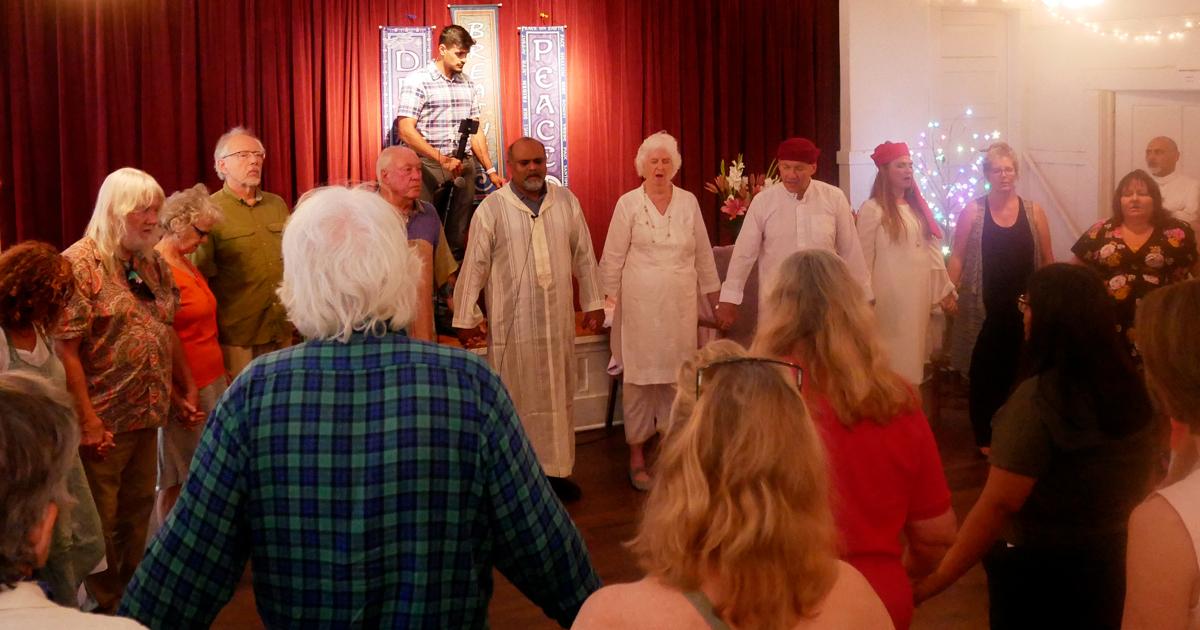Celestial Spirituality – Ojai Spiritual Heart Activation Ceremony, California